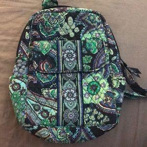 Vera Bradley backpack (small version)